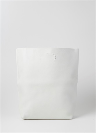 Hender Scheme not eco bag big white